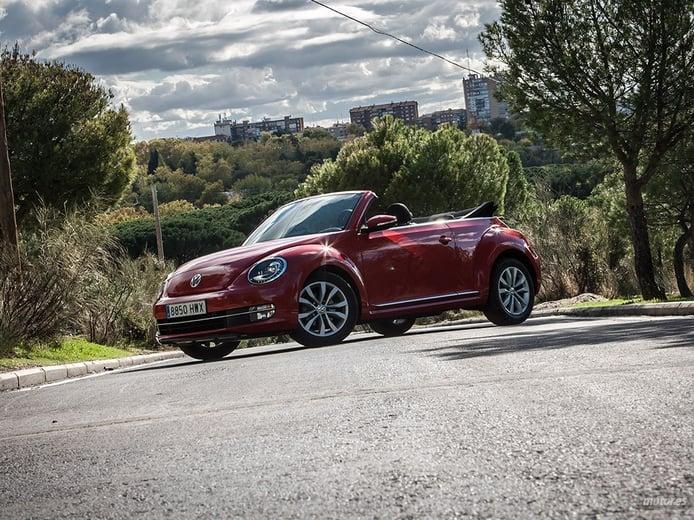 Prueba Volkswagen Beetle Cabrio (I): Historia, gama y listado de precios