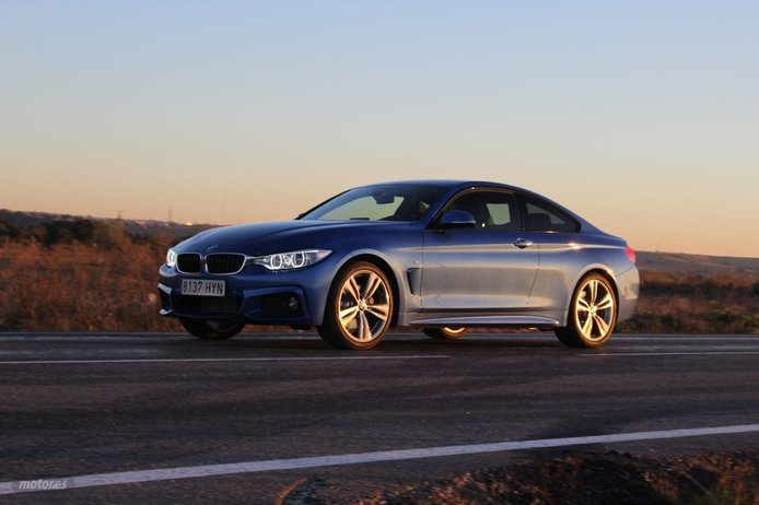 BMW Serie 4 Coupé 435i: 5 motivos de compra frente al Gran Coupé (III)