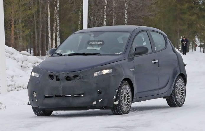 El Lancia Ypsilon 2016 renueva su aspecto