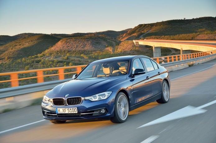 El nuevo BMW Serie 3 2016 ya es oficial: más potente y eficiente