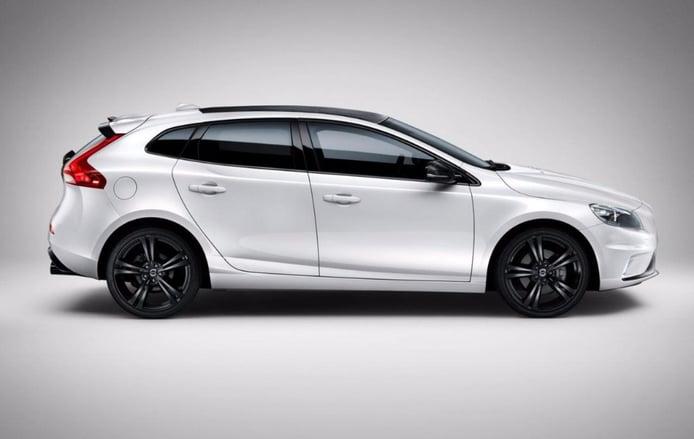 Volvo V40 Carbon Edition, deportividad sueca amplificada que no llegará a España