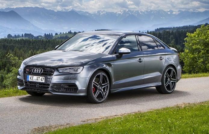 Audi S3 Sedan por ABT, alcanzando los 400 CV para superar al RS3