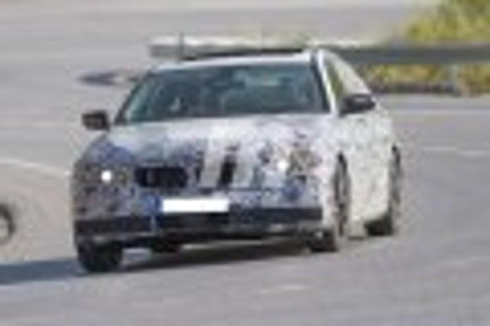Exclusiva: BMW Serie 5 2017 con realidad aumentada y conducción autónoma
