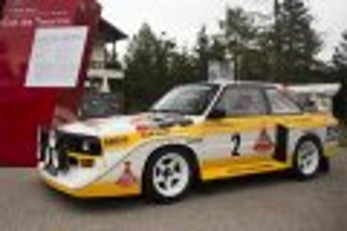 Audi Sport Quattro S1 y Audi S1 EKS RX: pasado y presente