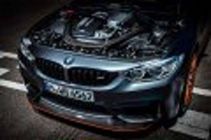 Inyección de agua, el secreto de los 500 CV del BMW M4 GTS