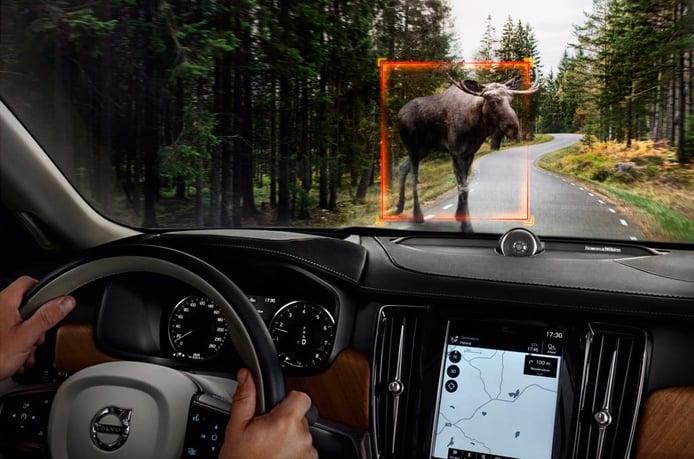 Intellisafe, el guardian de la seguridad del Volvo S90
