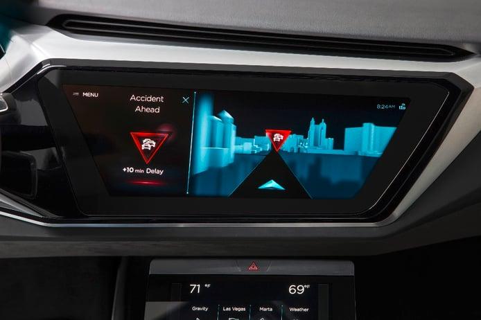 Audi Car-to-X