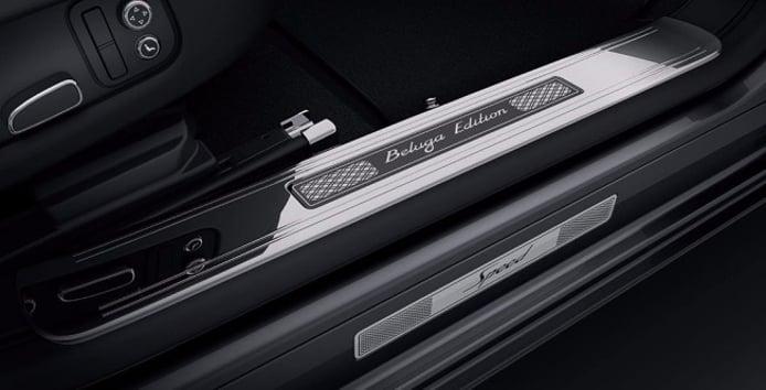 Bentley Mulsanne Speed Beluga Edition - interior