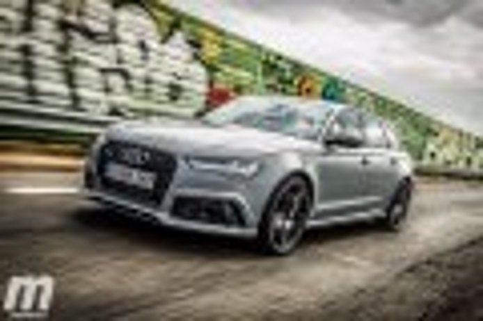 Prueba Audi RS 6 Avant, la excusa perfecta para formar una familia