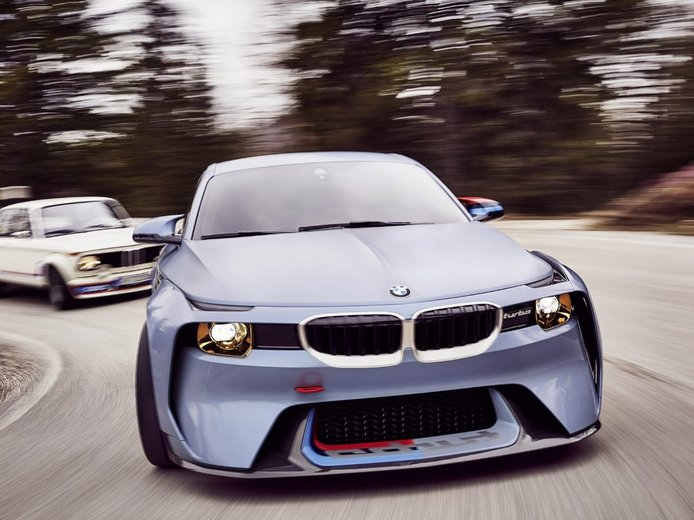 Foto BMW 2002 Hommage Concept - exterior