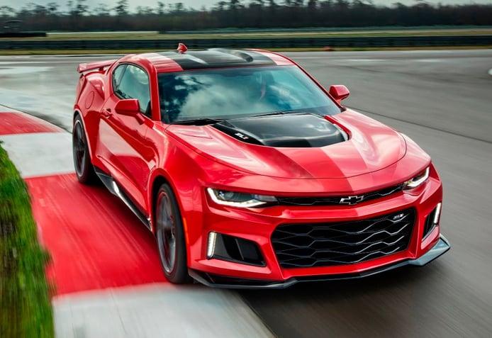 El origen del Camaro ZL1, el muscle car más exclusivo y que Chevrolet fabricó por casualidad