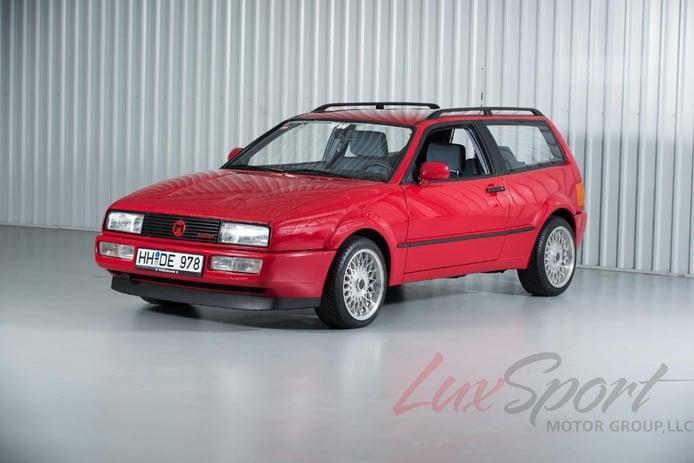 Aparecen los prototipos únicos del Volkswagen Corrado Magnum Shooting Brake a la venta