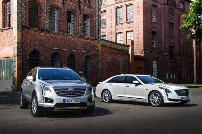 Cadillac CT6 y XT5 2017: el lujo americano llega a Europa
