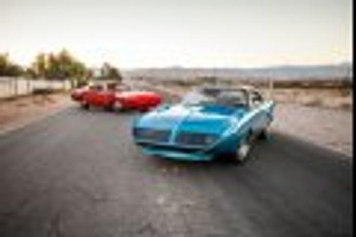 Los más rápidos de la NASCAR: Dodge Charger Daytona y Plymouth Superbird