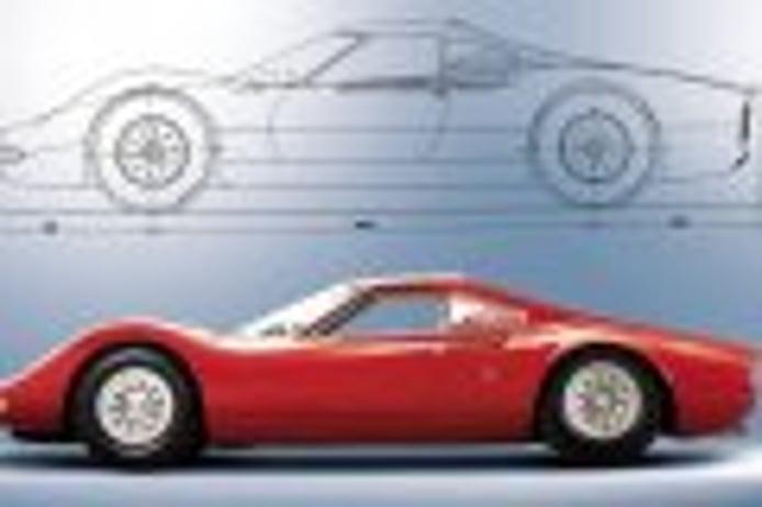 El Ferrari Dino 206 P Berlinetta Speciale 1965 en venta por primera vez tras 52 años