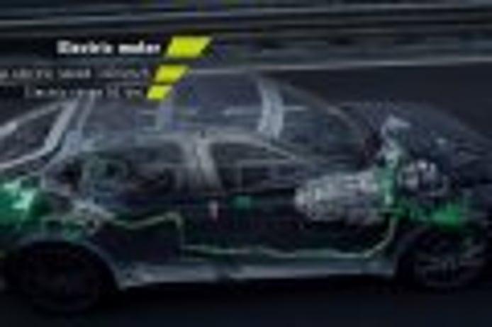 ¿Sabes como funciona el sistema híbrido del Porsche Panamera 4 E-Hybrid? Descúbrelo en este vídeo