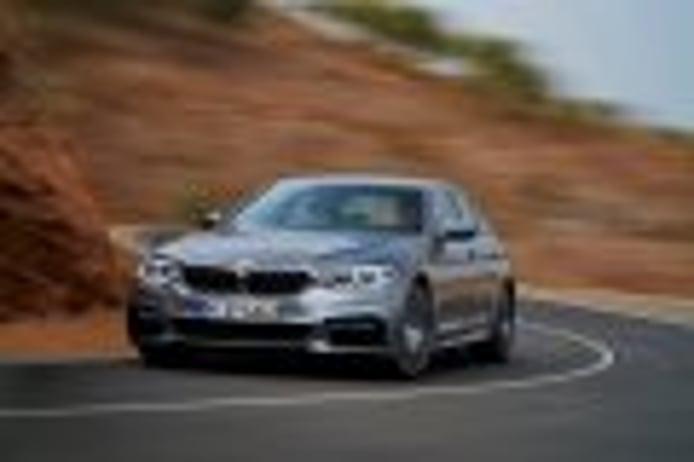 BMW Serie 5 2017, por fin desvelado