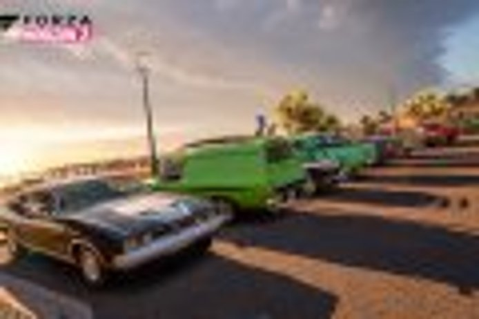 Forza Horizon 3: Lista de coches
