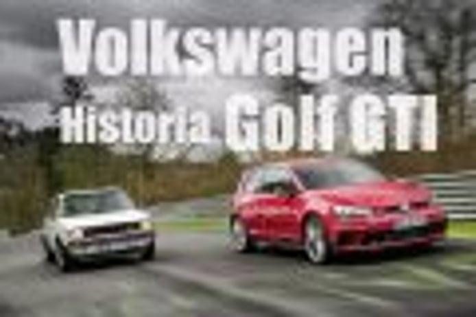 Volkswagen Golf GTI, la historia de una leyenda viva que cumple 40 años