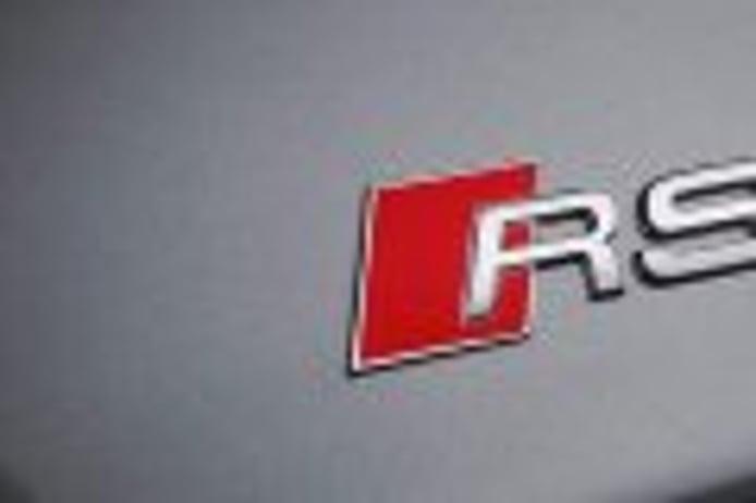 ¡Potencia! Ocho nuevos miembros Audi RS en los próximos 18 meses