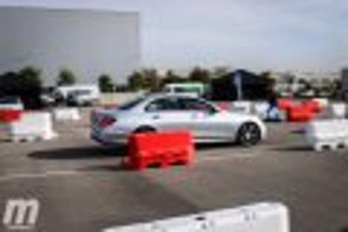 Probamos el Intelligent Drive del Mercedes Clase E, el futuro a día de hoy