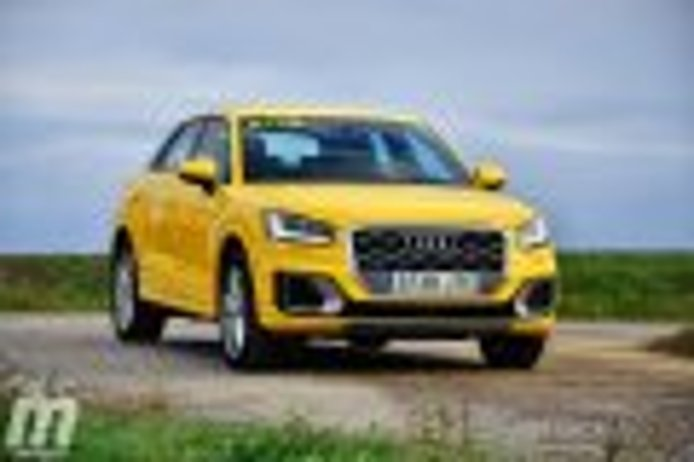 Prueba Audi Q2 1.6 TDI, marcando la diferencia