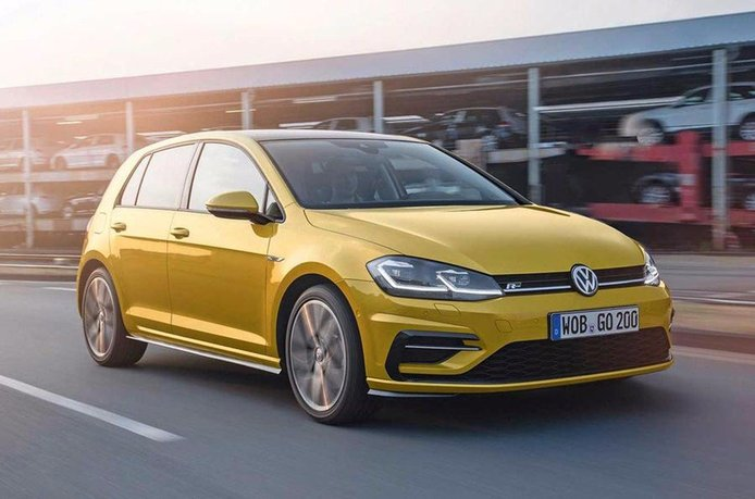 Volkswagen Golf 2017: más tecnológico que nunca y con aires renovados