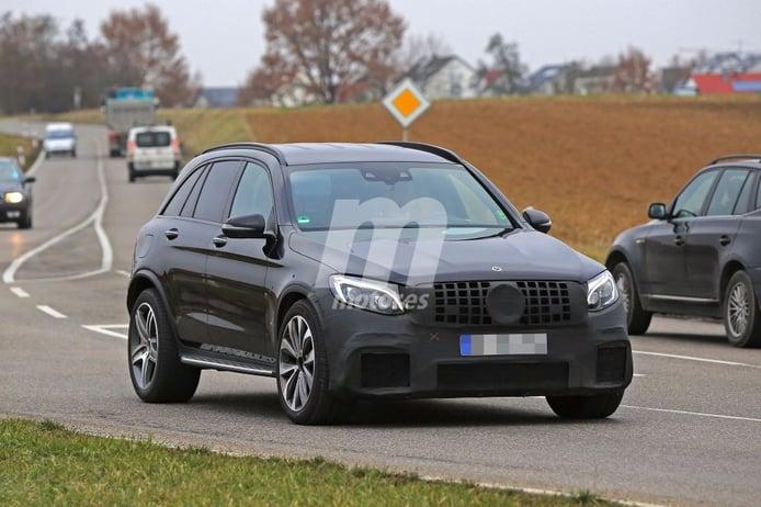 Mercedes-AMG GLC 63 2017: la versión más radical del SUV alemán está más cerca