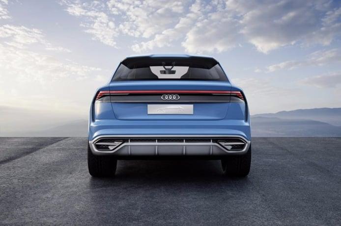 Audi Q8 Concept - posterior