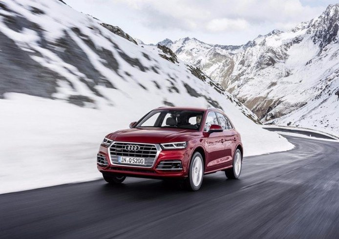 Audi fabrica 8 millones de vehículos con tracción quattro
