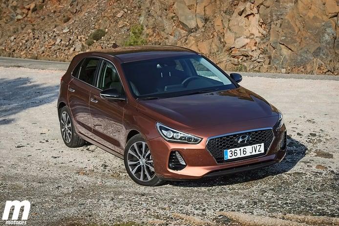 Prueba Hyundai i30 2017, estrechando la brecha
