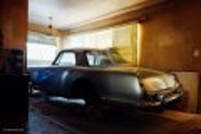 Aparece un Ferrari 250 GT escondido en un apartamento hace más de 30 años