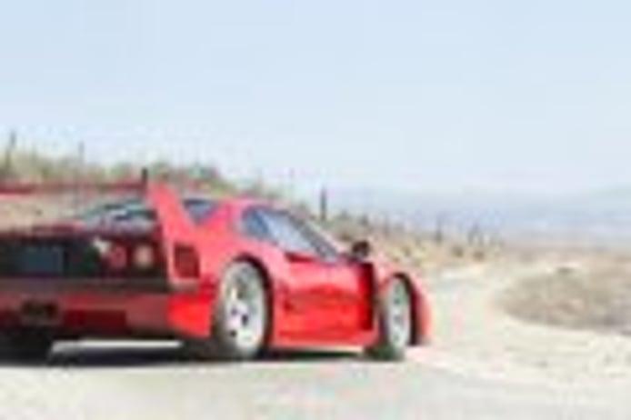 Ferrari F40: el Ferrari más radical de la historia cumple 30 años