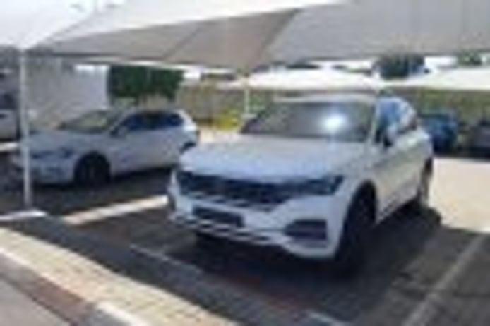Volkswagen Touareg 2018: las primeras imágenes de la nueva generación