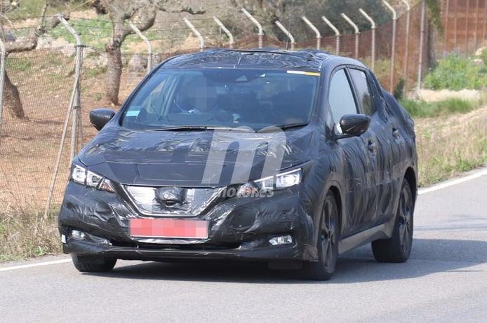 Nissan Leaf 2018: la segunda generación casi a punto