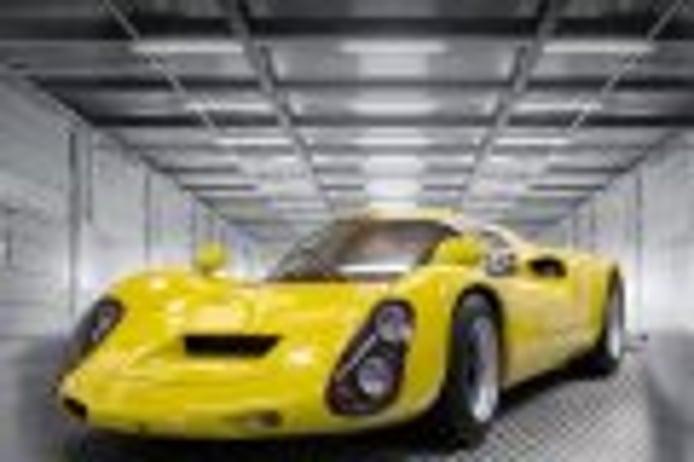 Kreisel EVEX 910E: el clásico Porsche 910 con una mecánica eléctrica de 490 CV