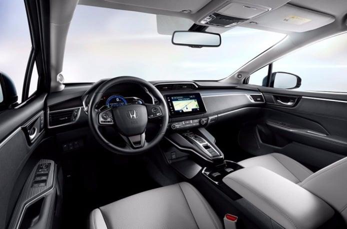 Honda Clarity Electric 2018 - interior