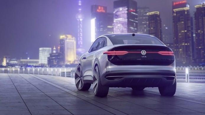 Volkswagen I.D. Crozz Concept - posterior