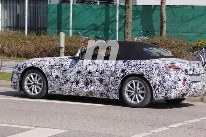 Exclusiva: todos los detalles del nuevo BMW Z5