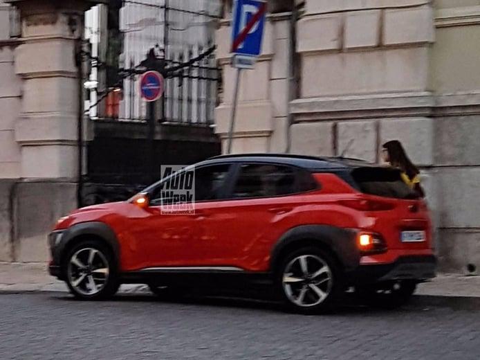 Hyundai Kona 2018: el nuevo B-SUV de Hyundai totalmente al descubierto