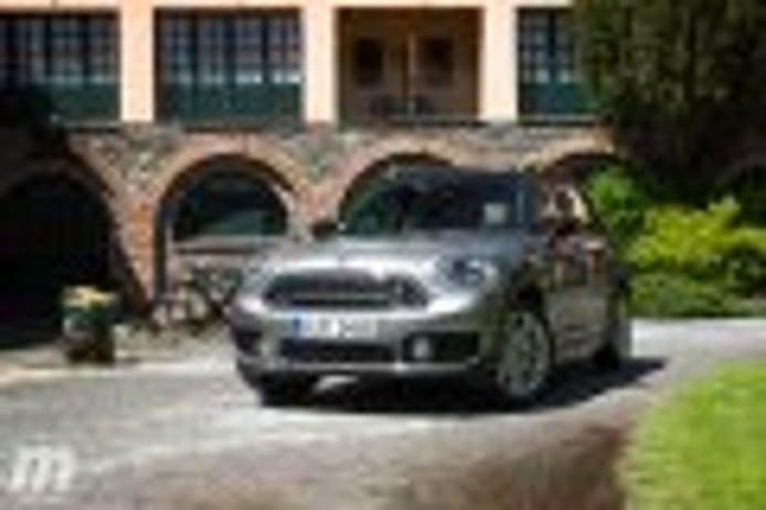 Prueba MINI Cooper SE Countryman, un híbrido glamuroso