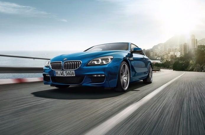 BMW Serie 6 Coupé - producción finalizada