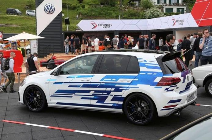Volkswagen Golf GTE Performance Concept - posterior