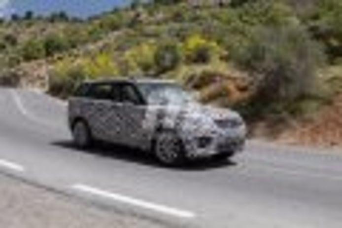 Range Rover Sport 2018: volvemos a cazar el inminente lavado de cara