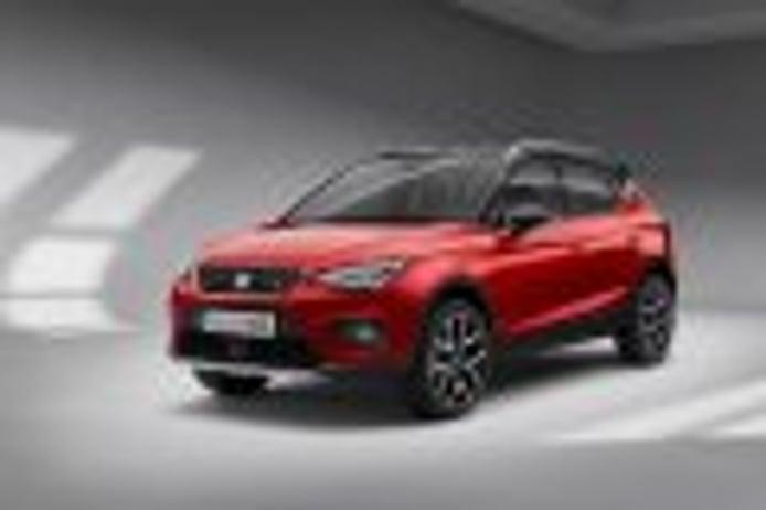 SEAT Arona: el nuevo crossover español ya es oficial