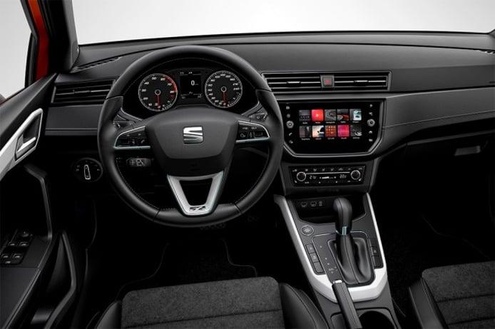 SEAT Arona - interior