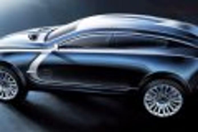 Bugatti prepara un SUV