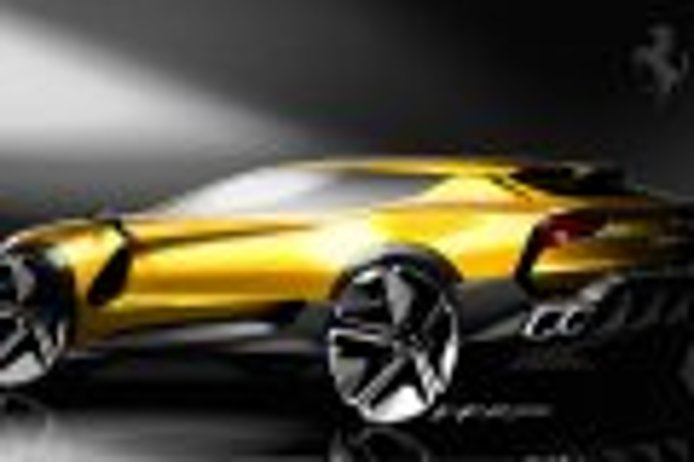 Ferrari F16X: ¿Un SUV en Ferrari tras los pasos del Porsche Cayenne?