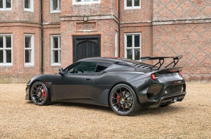 Lotus Evora GT430 2017 - posterior