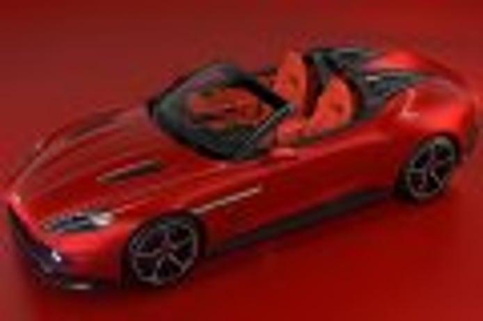 Nuevos Aston Martin Vanquish Zagato Speedster y Shooting Brake
